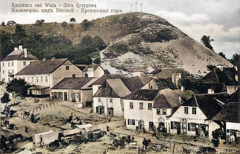Kazimierz Dolny 1900 – 1917. Film w kolorze